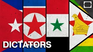 Which Countries Have Dictators?