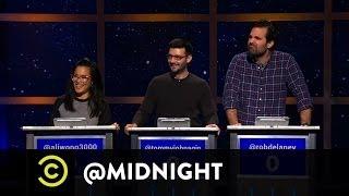 Rob Delaney, Tommy Johnagin, Ali Wong - Etsy Pitchmen - @midnight w/ Chris Hardwick