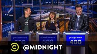 #HashtagWars Recap - Week of 5/26 - @midnight with Chris Hardwick