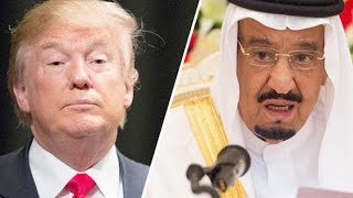 Trump Recently Registered 8 New Companies In Saudi Arabia