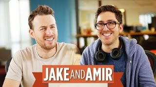Jake and Amir: Serial