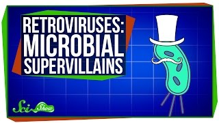 Retroviruses: Microbial Supervillains