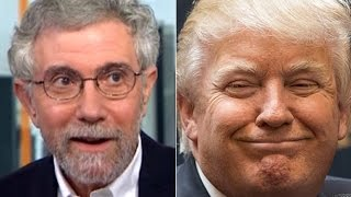 Paul Krugman: Give Up On Opposing Trade Deals