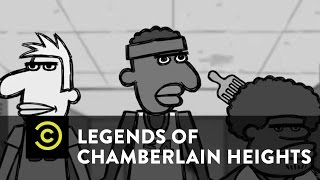 Legends of Chamberlain Heights - Exclusive - Skeet Out of Nowhere