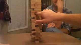 I'm not good at Jenga (Time Lapse)