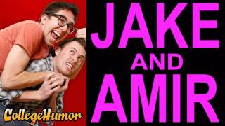 Jake and Amir: Half Birthday