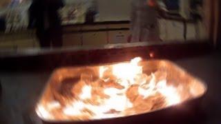 Calcium Carbide & Acetylene (reaction only)