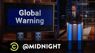 Global Warning - @midnight with Chris Hardwick