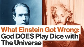 Einstein Refused To Accept The Disordered Universe | David Bodanis