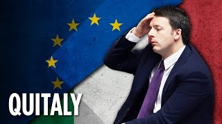 Could Italy Drop The Euro And The EU?