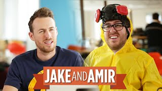 Jake and Amir: Ebola