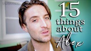 15 SECRETS ABOUT ALEX
