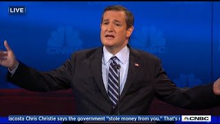 Demagogue Ted Cruz Smacked Down By Moderator