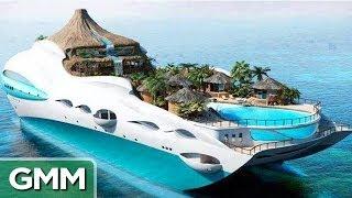 Unbelievable Cruise Ship