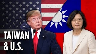 Could The U.S. Break Up With China Over Taiwan?