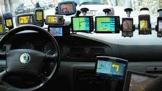 Addicted to GPS