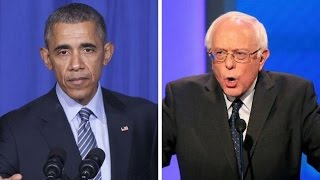 Obama Doesn't Want The Bernie-Wing Taking Over The DNC