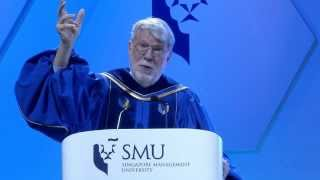 John Seely Brown Commencement Speech - Singapore Management University, 2013