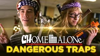 What Could go Wrong with Our Dangerous Traps? (CHome Alone 5/5)