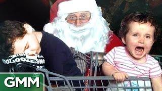 Worst Mall Santa Photos - RANKED