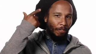 Ziggy Marley Explains His Identity