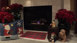 If Your Christmas Fireplace Felt Pain LIVE!