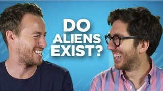 Yay or Nay: Do Aliens Exist?
