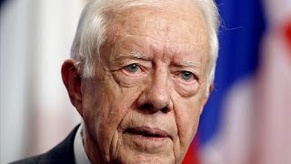 Jimmy Carter: U.S. Is An 'Oligarchy With Unlimited Political Bribery'