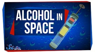 Can You Make Alcohol in Space?