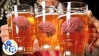 How Does Alcohol Get You Drunk?