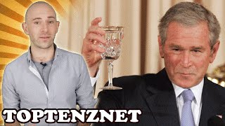 Top 10 Reasons President George W Bush is Totally Underrated — TopTenzNet