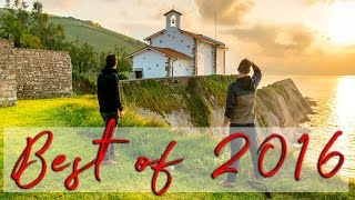 THE BEST OF 2016    OUR FAVORITE TRAVEL MOMENTS