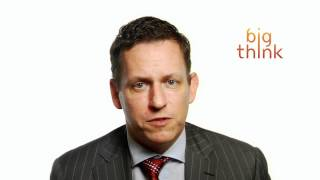 Big Think Interview With Peter Thiel