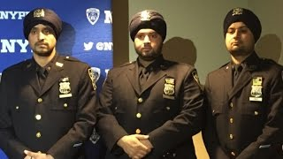 NYPD Allows Sikhs To Wear Turbans & Beards For The First Time