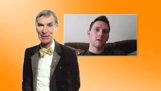 'Hey Bill Nye, Do You Think about Your Mortality?' #TuesdaysWithBill
