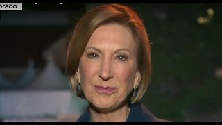 Carly Fiorina Appalled That CNN Host Fact Checks Her