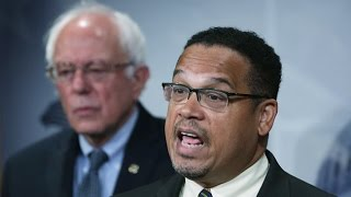 Keith Ellison: Ban Lobbyist Donations To The DNC