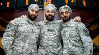 US Army Eases Rules On Turbans, Beards, Religion