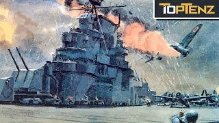 Top 10 AMAZING Facts About KAMIKAZE PILOTS