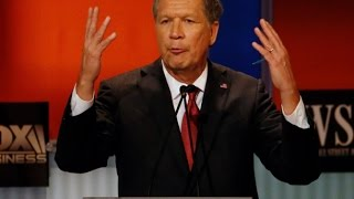 Try Not Laughing At John Kasich's Wall Street Regulation Plan