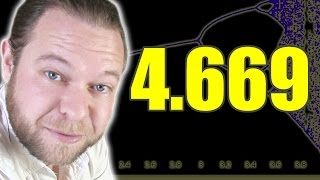 Why 4.669 is famous?  - Numberphile