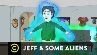 Jeff & Some Aliens - Magical Super Wonder Dream Machine