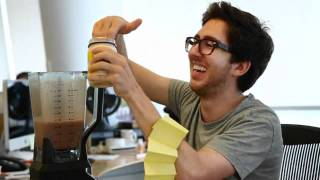 Blender (Jake and Amir)