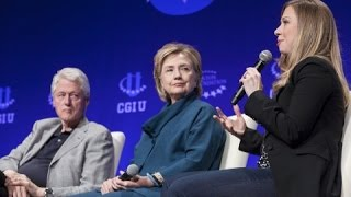 Clinton Global Initiative Shutting Down As Donations Dry Up