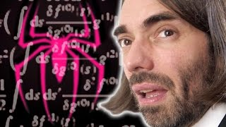 Spider-Man (Cédric Villani) - Numberphile
