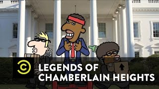 Legends of Chamberlain Heights - Exclusive - Obama's Last Days - Uncensored