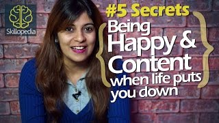 How to be Happy, Motivated & Positive in life? Motivational video by Niharika - Skillopedia