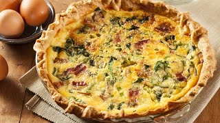 How To Make a Quiche