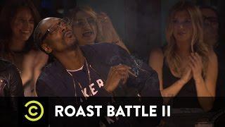 Roast Battle II - Snoop Dogg's Hidden Talent - Uncensored