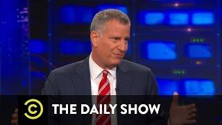 The Daily Show - Bill de Blasio